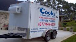 Save 90% Over Refrigerated Van